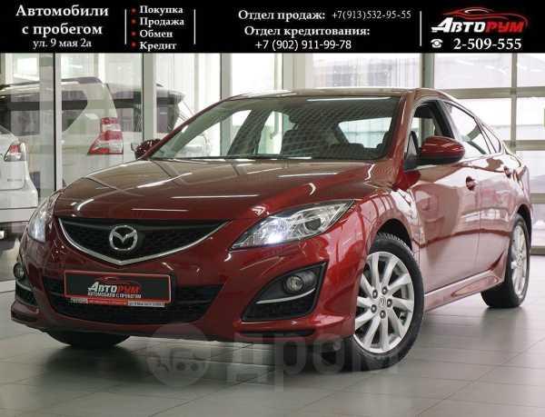 Mazda Mazda6, 2010 год, 687 000 руб.
