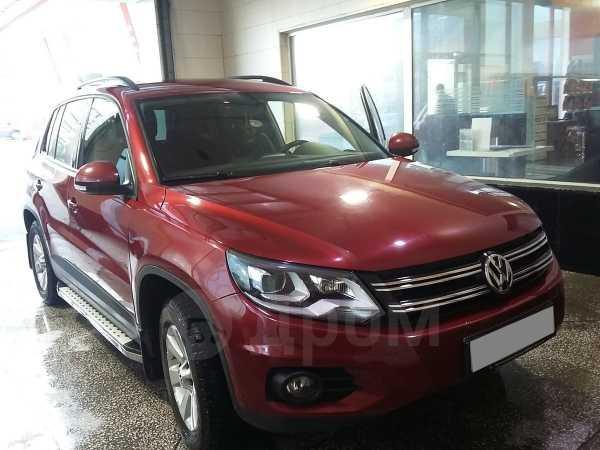 Volkswagen Tiguan, 2013 год, 1 200 000 руб.