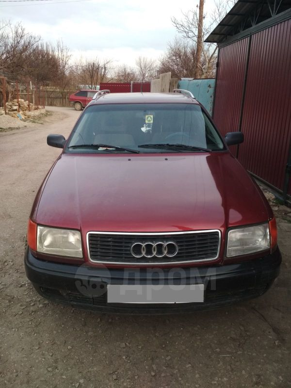 Audi 100, 1991 год, 115 000 руб.