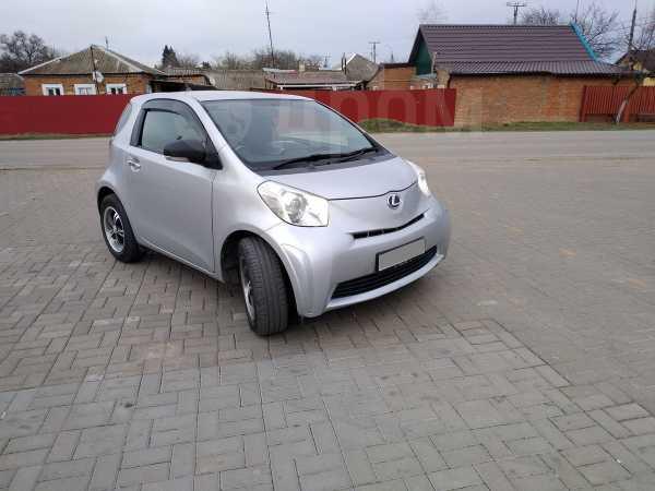 Toyota iQ, 2009 год, 399 000 руб.