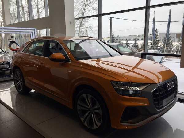 Audi Q8, 2018 год, 7 670 000 руб.