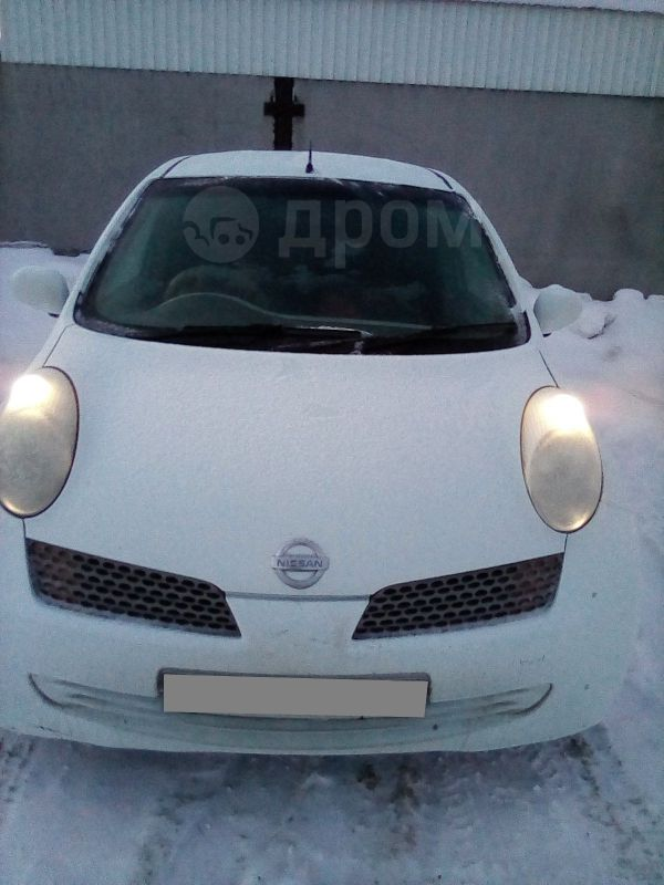 Nissan March, 2004 год, 165 000 руб.