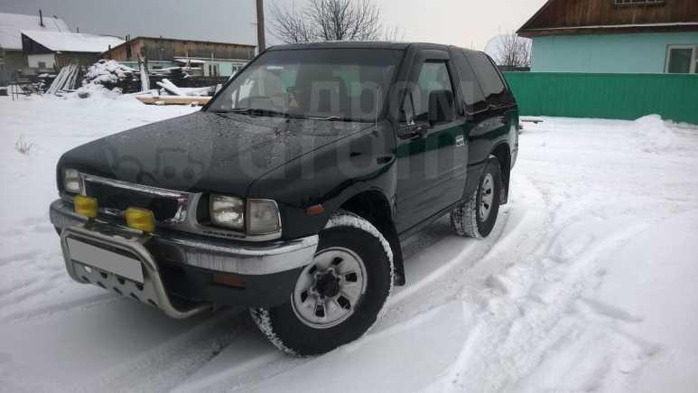 Isuzu MU, 1992 год, 170 000 руб.