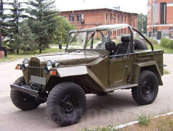 ГАЗ 67, 1951 год, 250 000 руб.