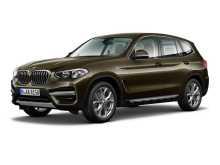 Иркутск BMW X3 2019