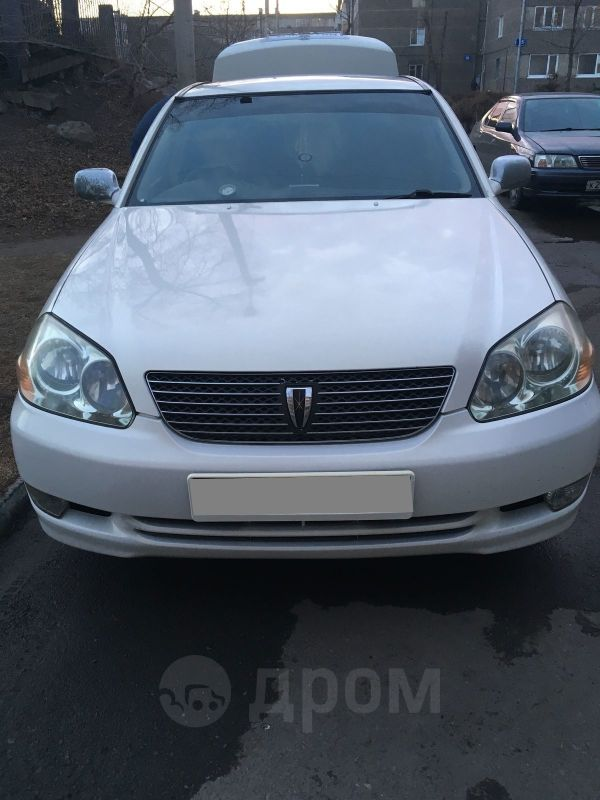 Toyota Mark II, 2001 год, 340 000 руб.