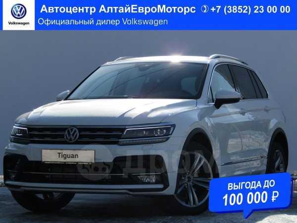 Volkswagen Tiguan, 2019 год, 2 439 000 руб.