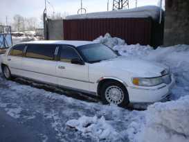 Кемерово Town Car 2001