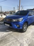 Toyota Hilux Pick Up, 2018 год, 2 600 000 руб.