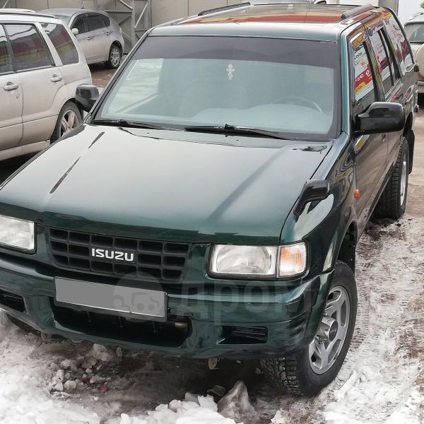 Isuzu Rodeo, 1996 год, 350 000 руб.
