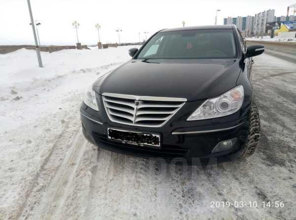 Hyundai Genesis, 2010 год, 670 000 руб.