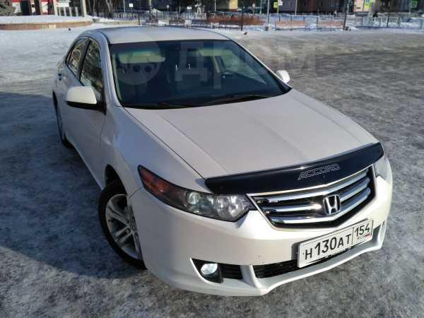 Honda Accord, 2008 год, 585 000 руб.
