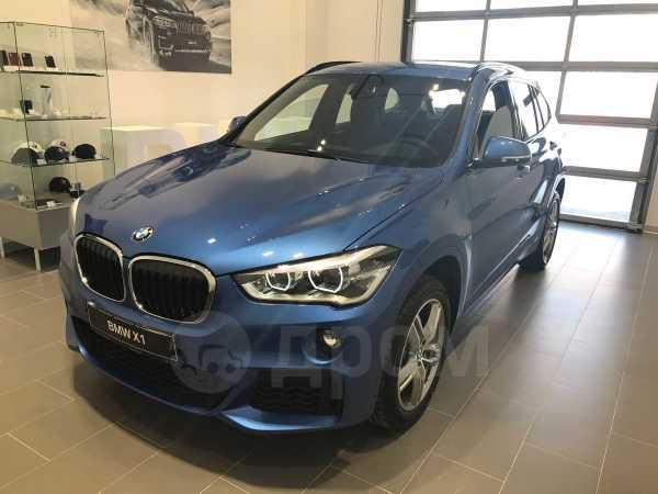 BMW X1, 2018 год, 2 465 000 руб.