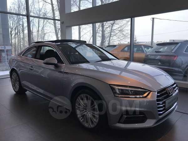 Audi A5, 2018 год, 3 400 000 руб.
