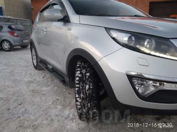Kia Sportage, 2013 год, 1 150 000 руб.