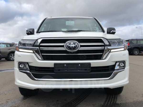Toyota Land Cruiser, 2019 год, 5 594 000 руб.