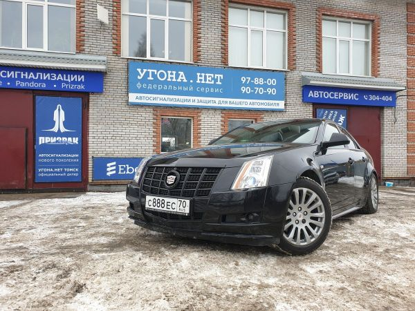 Cadillac CTS, 2013 год, 1 300 000 руб.