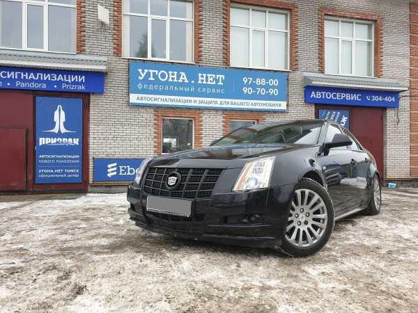 Cadillac CTS, 2013 год, 1 100 000 руб.
