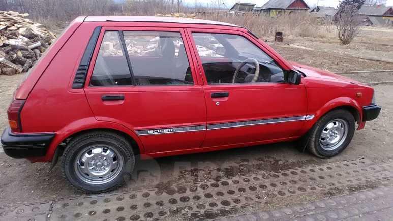 Toyota Starlet, 1987 год, 70 000 руб.