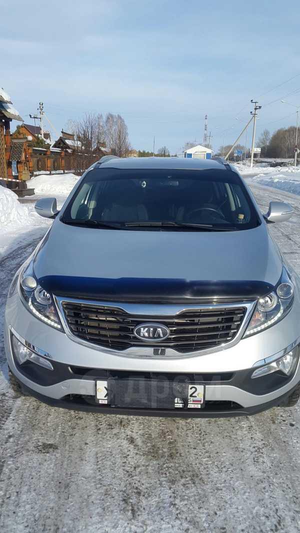 Kia Sportage, 2012 год, 889 000 руб.