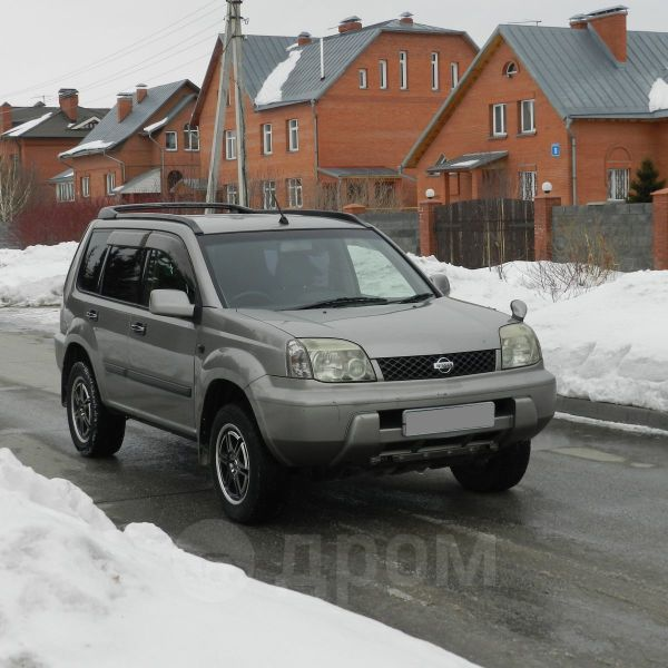Nissan X-Trail, 2003 год, 323 000 руб.