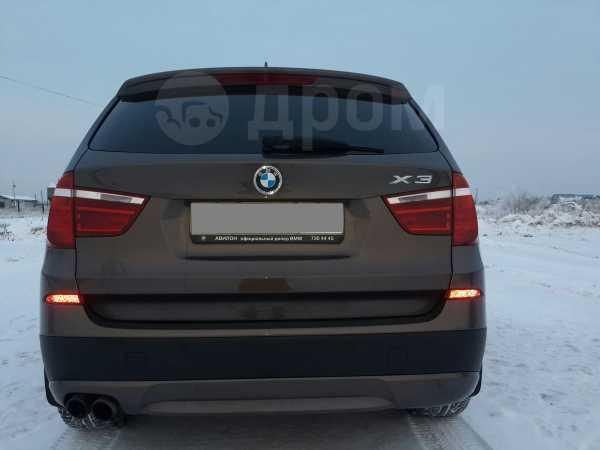 BMW X3, 2011 год, 800 000 руб.