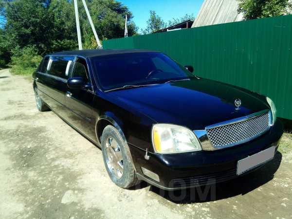 Cadillac DeVille, 2004 год, 650 000 руб.
