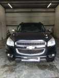 Chevrolet TrailBlazer, 2013 год, 1 350 000 руб.