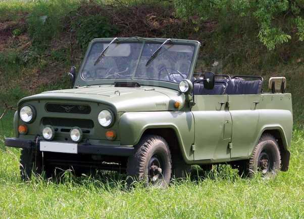 УАЗ 469, 1983 год, 145 000 руб.