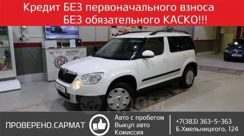 Skoda Yeti, 2013 год, 570 000 руб.