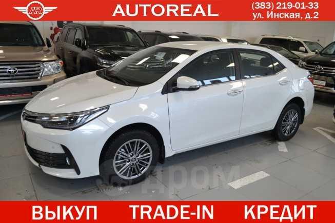Toyota Corolla, 2018 год, 1 330 000 руб.