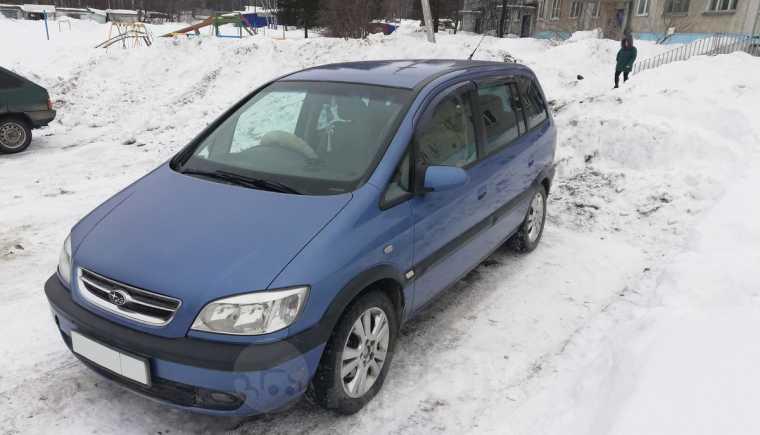Subaru Traviq, 2004 год, 350 000 руб.