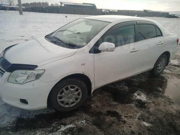 Toyota Corolla Axio, 2009 год, 560 000 руб.