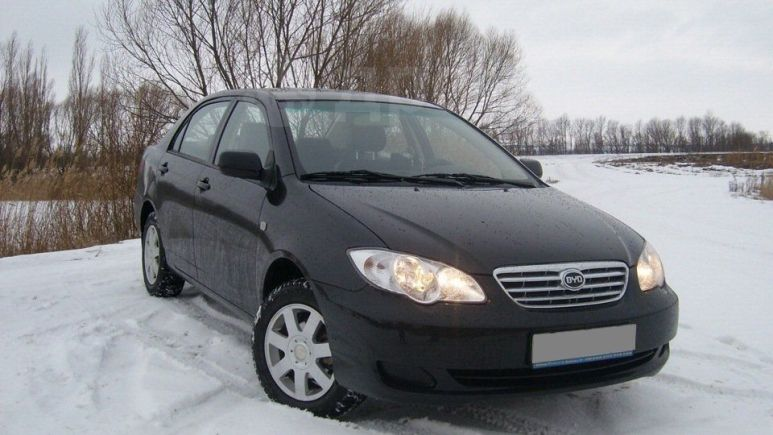 BYD F3, 2012 год, 200 000 руб.