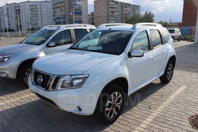 Nissan Terrano, 2018 год, 1 291 000 руб.