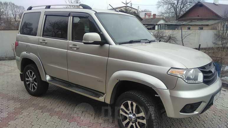 УАЗ Патриот, 2015 год, 710 000 руб.