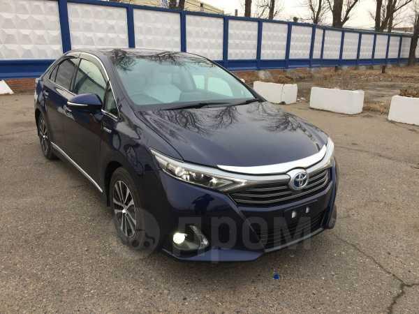 Toyota Sai, 2016 год, 1 277 000 руб.