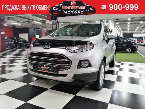 Ford EcoSport, 2015 год, 819 000 руб.