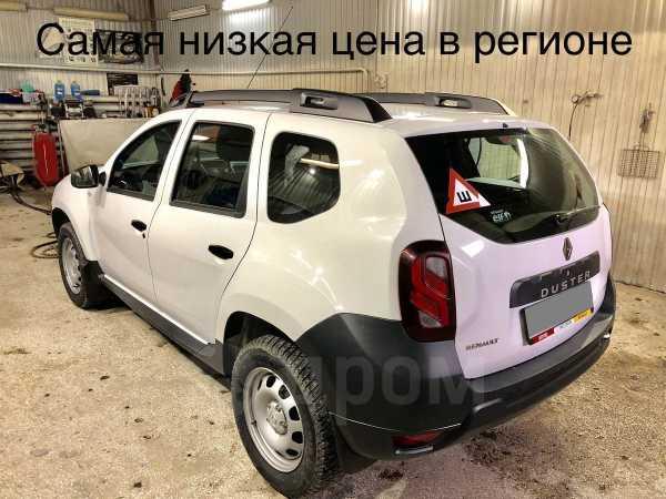 Renault Duster, 2017 год, 720 000 руб.