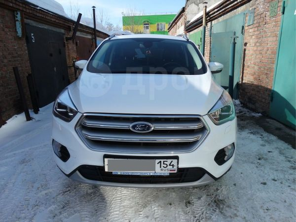 Ford Kuga, 2017 год, 1 520 000 руб.