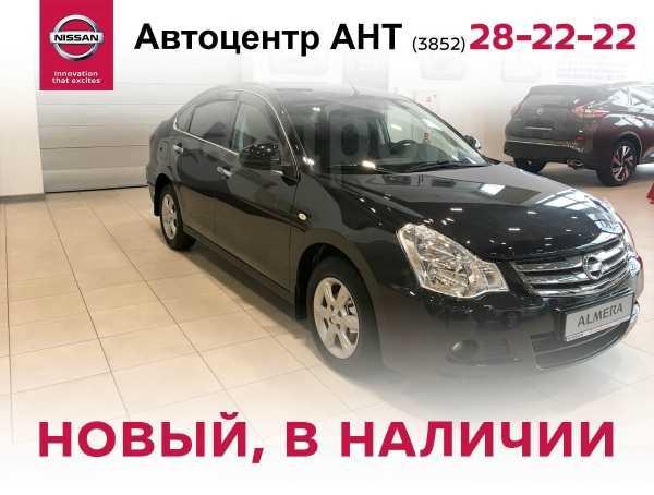 Nissan Almera, 2018 год, 741 000 руб.