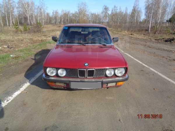 BMW 5-Series, 1985 год, 69 000 руб.