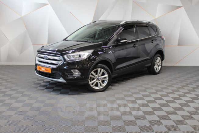 Ford Kuga, 2017 год, 1 090 000 руб.