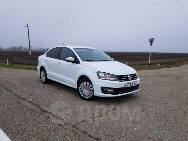 Volkswagen Polo, 2016 год, 525 000 руб.