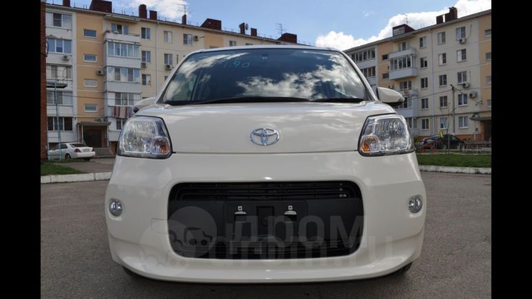 Toyota Porte, 2013 год, 580 000 руб.
