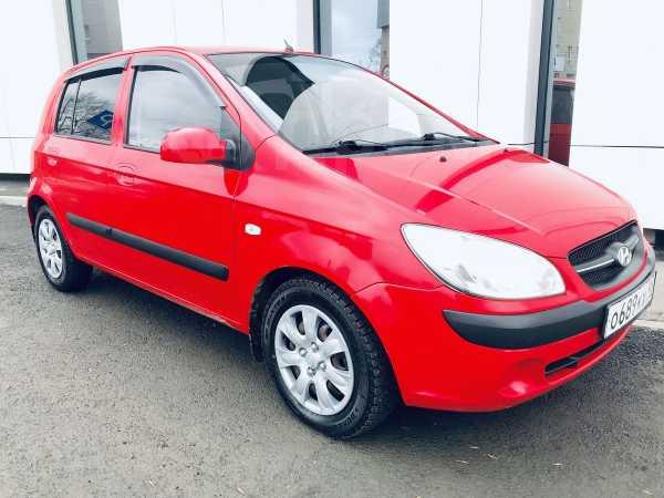 Hyundai Getz, 2009 год, 259 000 руб.