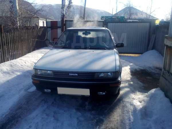 Toyota Corolla, 1988 год, 140 000 руб.