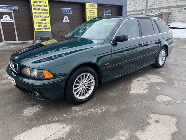 BMW 5-Series, 2001 год, 425 000 руб.