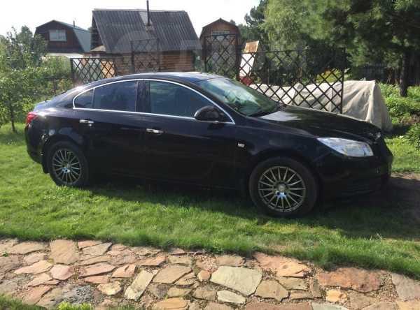 Opel Insignia, 2009 год, 513 000 руб.