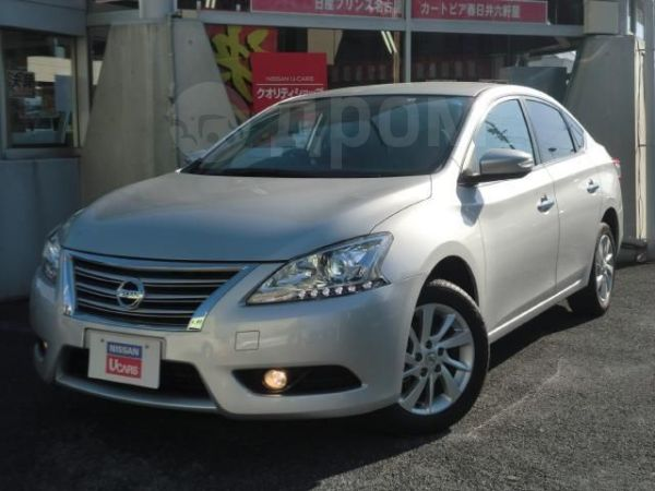 Nissan Sylphy, 2016 год, 680 000 руб.